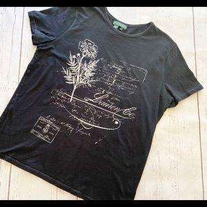 Lauren Jeans Company Graphic Tee